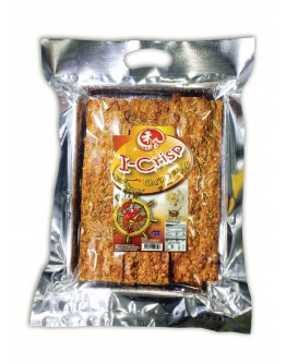 (IC140) I-Crisp Fish Snack with Shrimps 150gm