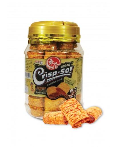 (SO0128) Crisp-So Original Rolls (bot) 110gm