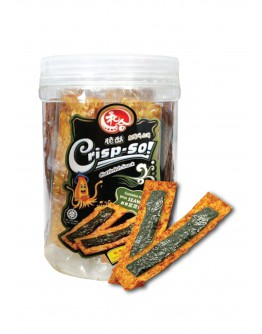 (SO0132) Crisp-So Seaweed Slices (bot) 105gm