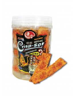 (SO0134) Crisp-So Hot&Spicy Slices (bot) 105gm