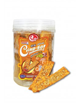 (SO0133) Crisp-So Shrimps Slices (bot) 105gm