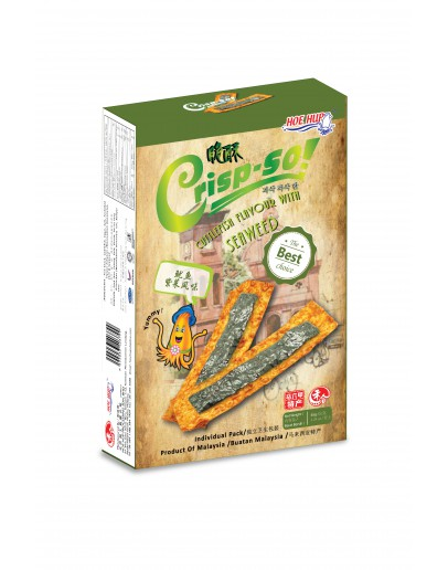 (SO136) Crisp-So Seaweed (box) 65gm