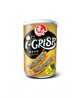 (IC0162) I-Crisp Seaweed Slices 100gm