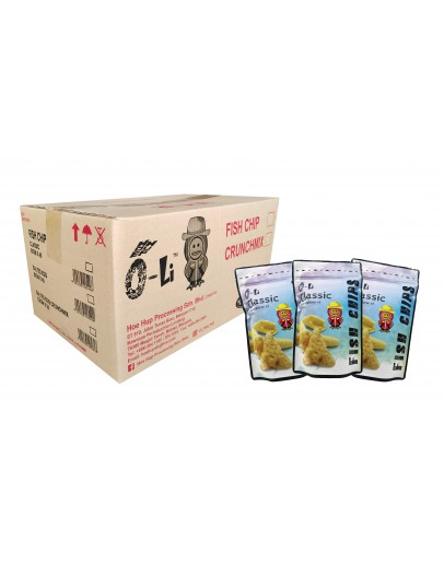 OLI FISH CHIPS CLASSIC 80 GM X 40 PACKS