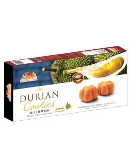 (HC055) Hoetown Durian Cookies 180gm