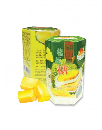(HG064) Hoetown Musang King Durian Candy  100gm