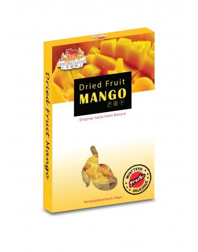 (HD063) Hoetown Dried Fruit Mango 100gm