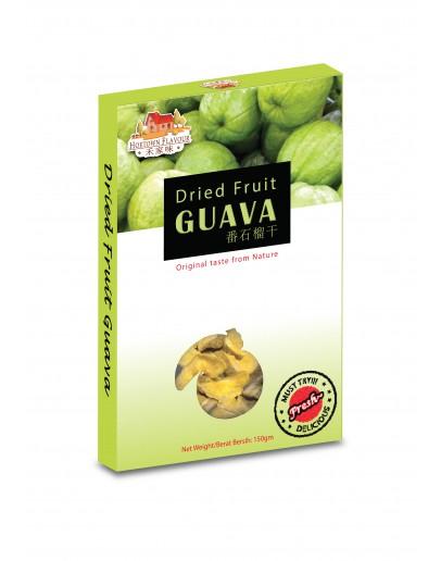 (HD060) Hoetown Dried Fruit Guava 150gm
