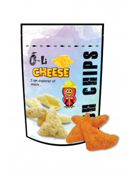 O-Li Fish Chips Cheese 80gm