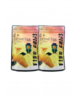 Bundle x 2 O-Li Salted Egg Fish Chips 70gm