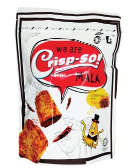 O-Li Crisp-So Crispy Squid Sichuan Mala Spicy Flavou
