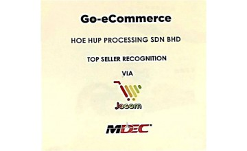 2018 Go-eCommerce Top Seller Recognition