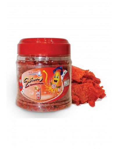 (CB033) Hoe Hup Red Cuttlefish 150gm