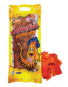 (CP020) Hoe Hup Chili Cuttlefish 200gm