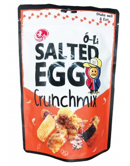 O-Li Salted Egg Crunchmix 128gm