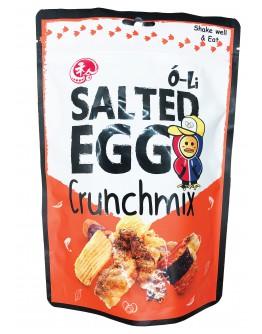 O-Li Salted Egg Crunchmix 128gm