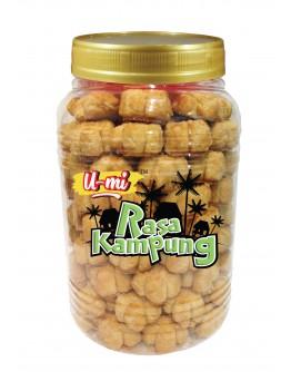 U-MI Rasa Kampung Durian Cookies (bot) 1.2kg