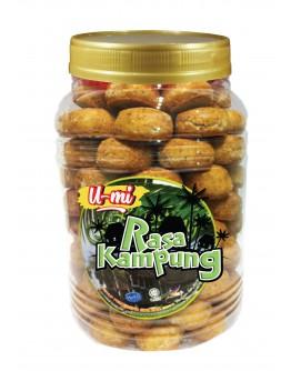 U-MI Rasa Kampung Yam Cookies (bot) 1.2kg